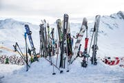 Dank Neuschnee können ab Samstag mehr Anlagen und Skipisten in Betrieb genommen werden. (Bild: Manuela Jans-Koch (Melchsee-Frutt, 3. Januar 2019))