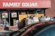 Ein «Dollar Store» im New Yorker Stadtteil Brooklyn. (Bild: Spencer Platt/Getty (11. Dezember 2018))
