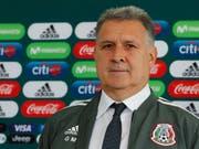 Gerardo Martino ist neuer mexikanischer Nationaltrainer (Bild: KEYSTONE/AP ap/MARCO UGARTE)