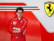 Mattia Binotto ist zum neuen Ferrari-Teamchef aufgestiegen (Bild: KEYSTONE/EPA/VALDRIN XHEMAJ)