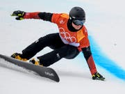 Dario Caviezel - hier im Olympia-Wettkampf von Pyeongchang (Bild: KEYSTONE/JEAN-CHRISTOPHE BOTT)