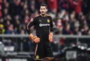 Roman Bürki fokussiert sich nur noch auf Borussia Dortmund. (Bild: EPA/Christian Bruna)
