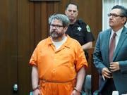 Jason Dalton hat am Montag im Gerichtssaal in den USA überraschend ein Geständnis abgelegt. (Bild: KEYSTONE/AP Kalamazoo Gazette/MARK BUGNASKI)