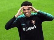 Der portugiesische Internationale Pepe kehrt nach gut zehn Jahren im Ausland in die Heimat zurück (Bild: KEYSTONE/EPA ANSA/MATTEO BAZZI)