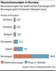 Das Beispiel Norwegen könnte auch in der Schweiz Schule machen.
