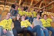 Seit sechs Jahren gibt es das Team Rheintal Insieme Gators. Seit zwei Jahren arbeiten die Gators mit Special Olympics Switzerland zusammen, inzwischen bieten sie auch ein Special-Team für Kindergarten- und Unterstufenkinder an. (Bild: Yves Solenthaler)