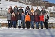 Sie haben in diesen Tagen die Bäuerinnenausbildung an der Bergheimatschule in Gurtnellen aufgenommen. (Bild: PD, Gurtnellen, 3. Januar 2019)