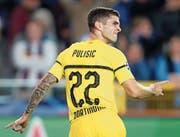 Chelsea kauft Dortmunds Christian Pulisic – und leiht den Spieler gleich wieder an den Bundesliga-Leader aus. (Bild: Francisco Seco/AP)