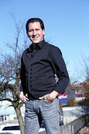 Thomas Meyenberg. (Bild: Werner Schelbert (Zug, 5. November 2015))