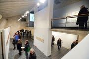 Das Kunstmuseum Thurgau befindet sich in der Kartause Ittingen. (Bild: Donato Caspari)