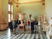 Die Uffizien in Florenz zählten 2018 erstmals über vier Millionen Besucherinnen und Besucher. (Bild: Keystone/EPA ANSA/BUCCO)
