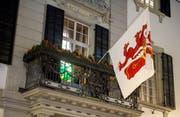 Das Frauenfelder Rathaus: Wer wird am 10. Februar wohl in den Stadtrat gewählt? (Bild: Reto Martin)