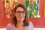 In ihrer Jugend träumte die Rorschacherin von einem zweiten Woodstock. Heute schreibt Manuela Garbini Bücher. (Bild: Res Lerch)