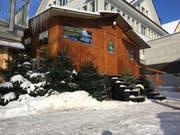 «Feiern wie in der Alphütte» mitten in Gossau. (Bild: PD)
