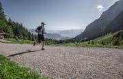 Das Ziel des «Swiss Trailrun Pilatus» wird auf der Fräkmüntegg sein. (Bild: PD)
