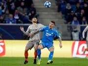 Steven Zuber spielt in der Rückrunde nicht mehr für Hoffenheim, sondern für den VfB Stuttgart (Bild: KEYSTONE/AP/MICHAEL PROBST)