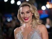 Die australische Schauspielerin Margot Robbie wird in einem Kinofilm die Barbie-Puppe spielen. (Bild: KEYSTONE/AP Invision/VIANNEY LE CAER)