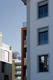 Auf dem Immobilienmarkt ist nicht alles eitel Sonnenschein. (Bild: Hanspeter Schiess (St.Gallen, 31. Januar 2007))