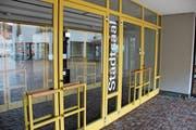 Die Miete für den Stadtsaal Rorschach soll zu hoch sein. (Bild: Martin Rechsteiner)