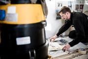 «In erster Linie sind mein Team und ich dazu da, die Kamine und Heizungen zu reinigen und unsere auferlegten Arbeiten pflichtbewusst zu erledigen», so Ulmer.
