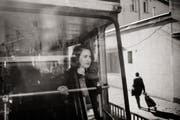 Die deutsch-polnische Autorin Emilia Smechowski zurück in Danzig. Bild: Anna Szkod