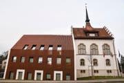Um einen Klienten vor Gericht vertreten zu können, wird in der Regel eine Anwaltsprüfung vorausgesetzt: Bezirksgericht Münchwilen. /Bild: Roman Scherrer)