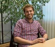 Der 28-jährige Andreas Frey ist seit zwei Wochen Geschäftsführer der Ausserrhoder Tourismusorganisation. (Bild: Natascha Arsic)