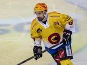 Mark Arcobello spielt aber der kommenden Saison für den HC Lugano (Bild: KEYSTONE/URS FLUEELER)