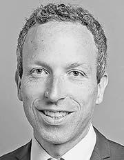 Patrik Müller Chefredaktor der «Schweiz am Wochenende»