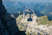Die Bergbahnen im Alpstein transportierten im vergangenen Jahr 1,1 Millionen Passagiere. (Bild: Benjamin Manser)