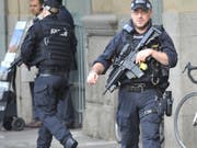 Das war eine Terrorattacke im Einkaufszentrum von Manchester, ist sich die Polizei nun sicher. (Bild: KEYSTONE/EPA/STRINGER)