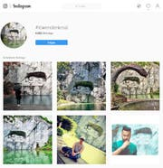 Bilder: https://www.instagram.com/explore/tags/löwendenkmal