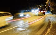 Das Auto stehen lassen: Mit dem Abendtaxi kommt man ab Dezember auch später noch mit dem ÖV nach Hause. (Bild: Donato Caspari)