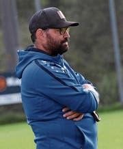 Die Sorgen von Ebnat-Kappel-Trainer Jürg Stadelmann werden nicht kleiner. (Bild: Beat Lanzendorfer)
