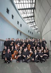 Das Chamber Orchestra of Europe.