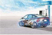 Fahren mit Wasserstoff: Ohne Lärm und Abgase. Der Treibstoff erhält dank einer Entwicklung der ETH Lausanne Auftrieb. (Bild: EPFL)