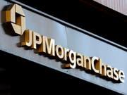 Bei der US-Bank JPMorgan Chase & Co sprudelten die Gewinne im dritten Quartal. (Bild: KEYSTONE/EPA/JUSTIN LANE)