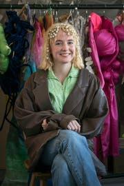 Livia Rita ist Künstlerin, Designerin, Tänzerin und Komponistin. (Bilder: Lisa Jenny)