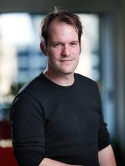 Raphael Biermayr, Redaktor Neue Zuger Zeitung