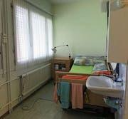 Die Zimmer im Altersheim Espel sind nicht mehr zeitgemäss. Bild: PD
