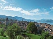 Wer darf künftig den Kanton Zug in Bern vertreten? Bild: Paul Stadelmann, Zug