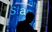 Die Bank Morgan Stanley. Symbolbild. (Bild: Keystone)