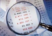Für das Budget 2020 rechnet der Stadtrat voraussichtlich eher mit roten Zahlen.Bild: Fotolia