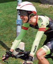 Patrick Schelling wechselt per 2020 vom Team Vorarlberg-Santic zur Israel Cycling Academy. (Bild: Urs Huwyler)
