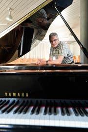 Andreas Schweizer ist Leiter der Musikschule Weinfelden. (Bild: Donato Caspari)