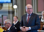 Fredy Fässler von der SP kandidiert für eine dritte Amtszeit in der St.Galler Regierung. (Bild: Regina Kühne)