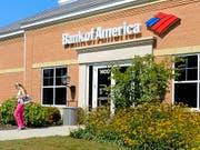 Analysten hatten von der zweitgrössten US-Bank schlechtere Zahlen erwartet. (Bild: KEYSTONE/EPA/TANNEN MAURY)