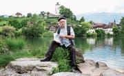 Für die Werdenberger Schloss-Festspiele 2018 wirkte Kuno Bont als Regisseur, künstlerischer Leiter und Direktor. Bild: Mareycke Frehner