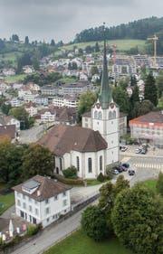 Teufen hat mit 2,9 Einheiten den tiefsten Steuerfuss der Kantons. Bild: Benjamin Manser (21. September 2016)