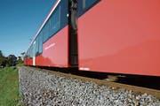 In Herisau werden eineinhalb Kilometer Fahrbahn erneuert. Bild: KER